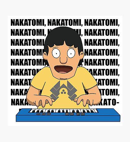 Bobs Burgers: Nakatomi Gene Photographic Print