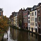 Maartensbrug, Utrecht by Hilda Rytteke