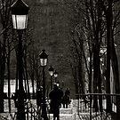 Montmartre by Ozerk Kalender