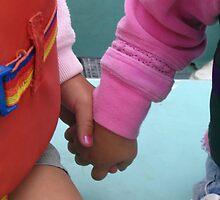 Holding Hands by melindajoy