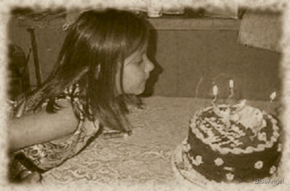 Birthday Wish by BlueAngel