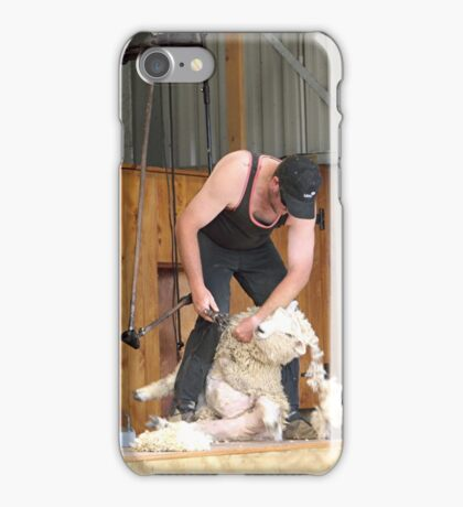 Pedal power.....! iPhone Case/Skin