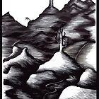 Constrasted Landscape by Nik Usher
