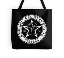 The Sisters of Mercy - The World's End - Some Girls Wander by Mistake Tote Bag