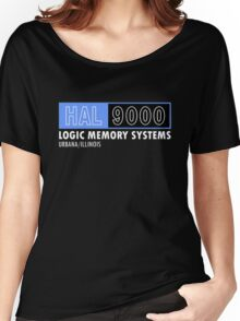 HAL 9000 - 2001: A Space Odyssey - Kubrick/Arthur C. Clark Women's Relaxed Fit T-Shirt