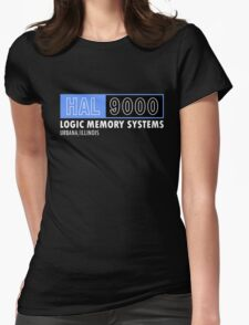 HAL 9000 - 2001: A Space Odyssey - Kubrick/Arthur C. Clark Womens Fitted T-Shirt
