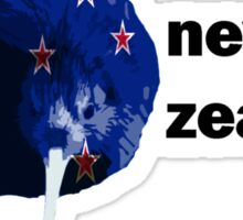 National Birds- New Zealand  Sticker