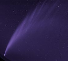 Comet McNaught Jan 2007 by GaryOz
