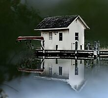The Boat House by Eileen McVey