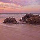 cable beach rocks sunset  by Elliot62