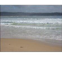 New South Wales Beach (Australia) Photographic Print