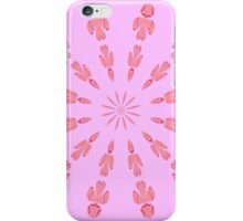 Pink is so Girly! iPhone Case/Skin