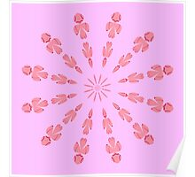 Pink is so Girly! Poster