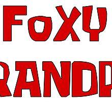 FOXY GRANDPA by liztits