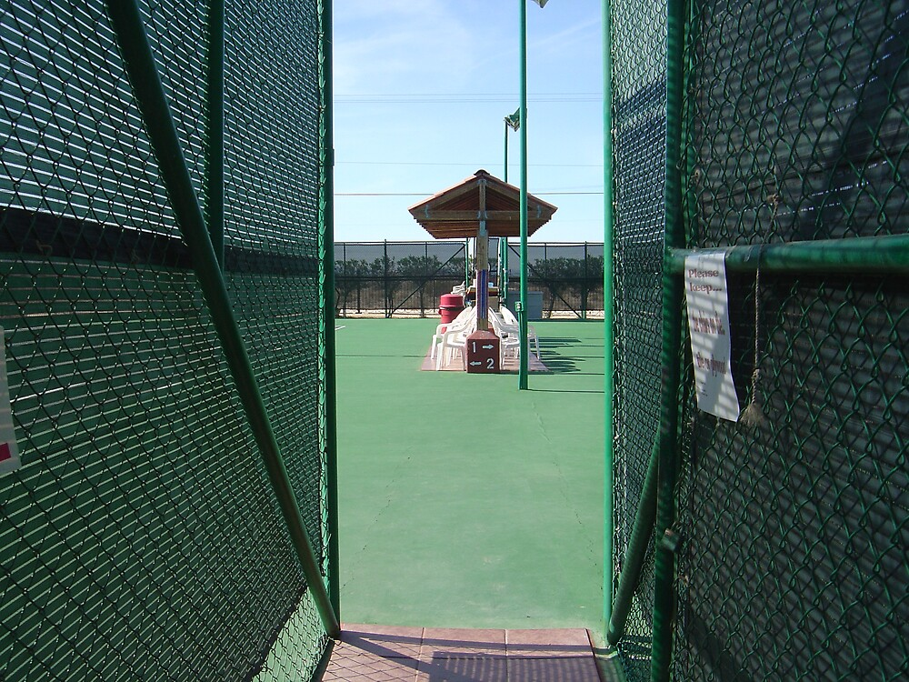 tennis vision by Christian Montes