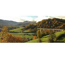 Railway Bridge, Bosnia Photographic Print