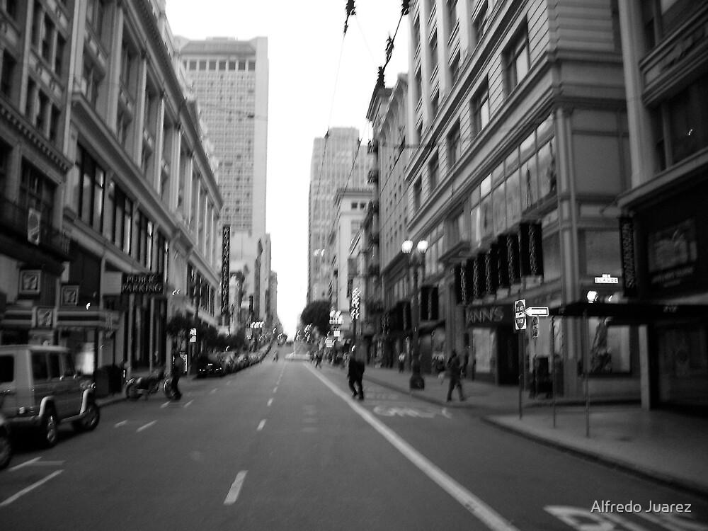 San Francisco's Life by Alfredo Juarez