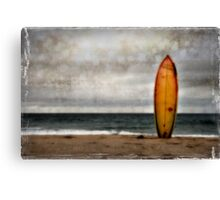 Battered Edges Canvas Print