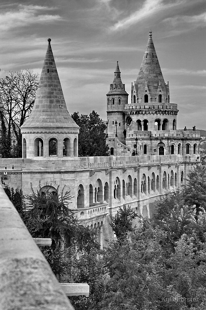 Budapest  by KylieForster