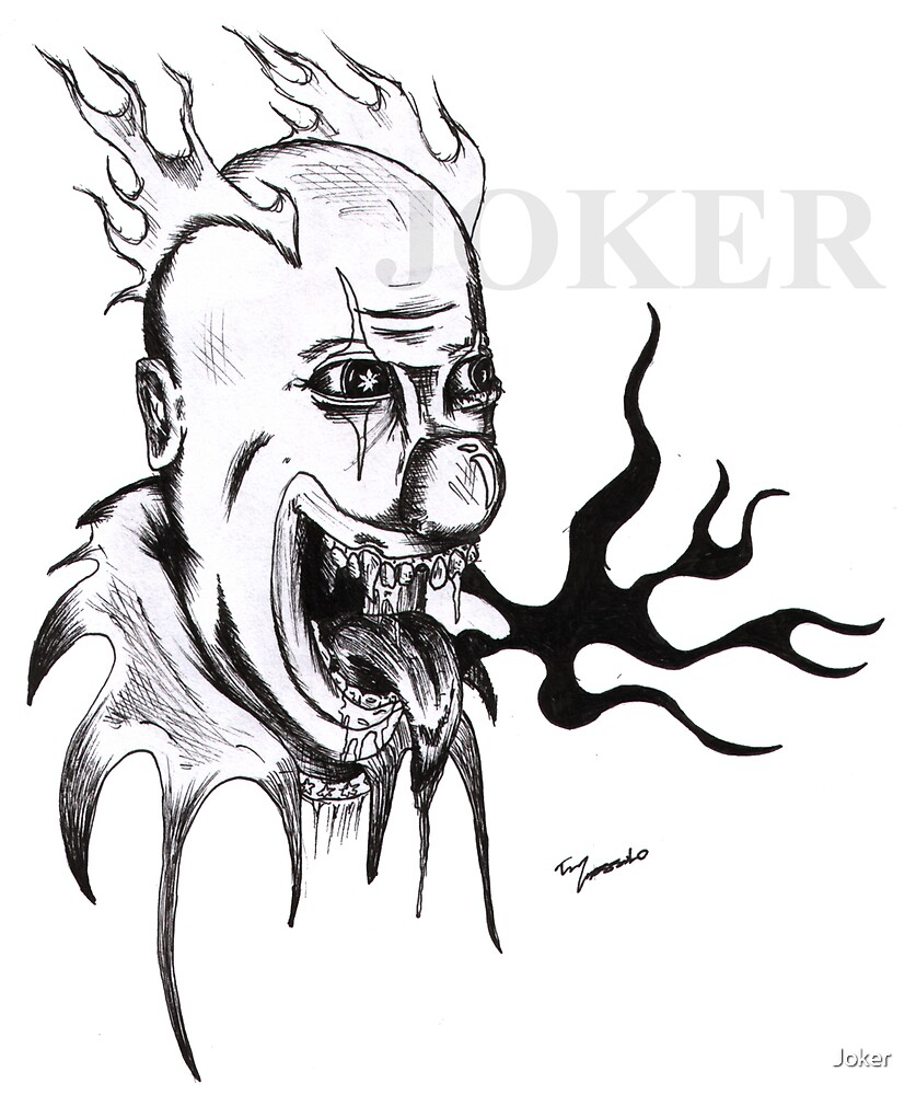 EvIL ClOwN by Joker