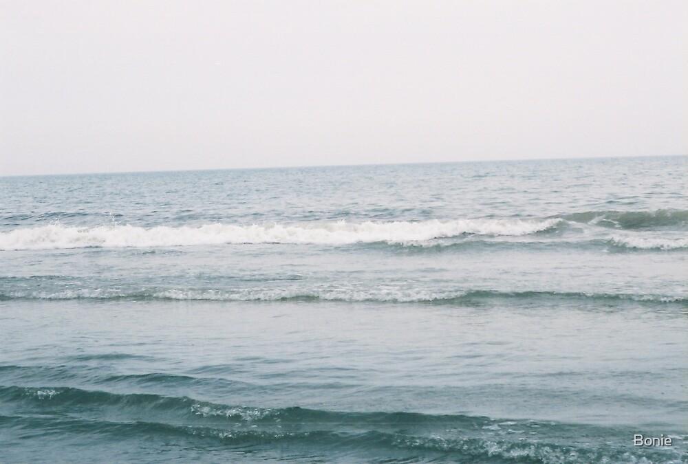 ocean by Bonie