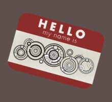 Hello My Name Is by Lucas Beam