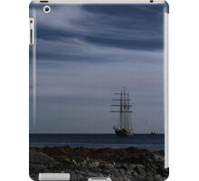 Tall Ship Bangor Bay iPad Case/Skin