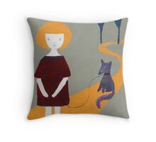 Come on home Throw Pillow