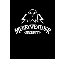 Inspired by GTA V - Merryweather Security Photographic Print