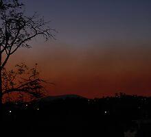 grass fire by woohooosamipoo