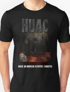 HUAC House Un-American Activities Committee T-Shirt T-Shirt