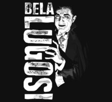 Dracula - Bela Lugosi - Vampire - The Count by createdezign