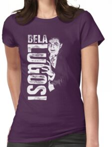Dracula - Bela Lugosi - Vampire - The Count Womens Fitted T-Shirt