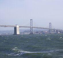 The Bay Bridge by Alfredo Juarez