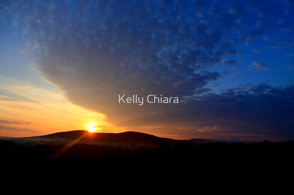 Angel Kissed Sunrise by Kelly Chiara