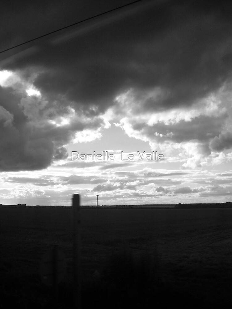 Storm 1 by Danielle  La Valle
