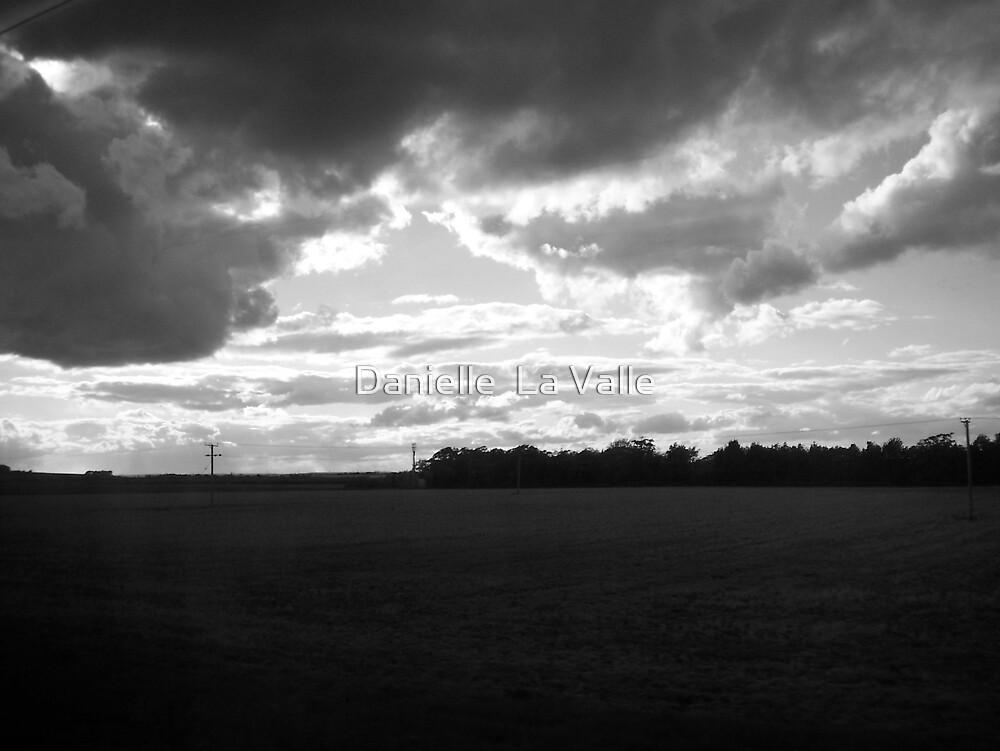 Storm 2 by Danielle  La Valle