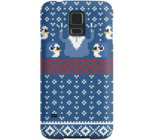 Christmas Time - Ugly Christmas Sweater Samsung Galaxy Case/Skin