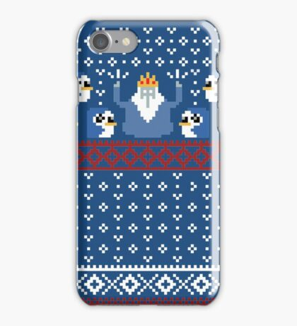 Christmas Time - Ugly Christmas Sweater iPhone Case/Skin