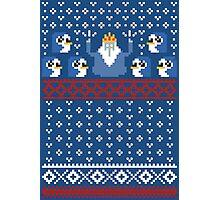 Christmas Time - Ugly Christmas Sweater Photographic Print
