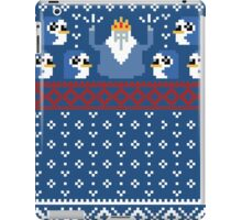 Christmas Time - Ugly Christmas Sweater iPad Case/Skin