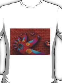 Climbing the Wall T-Shirt