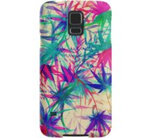 Tropical Jungle - a watercolor painting Samsung Galaxy Case/Skin