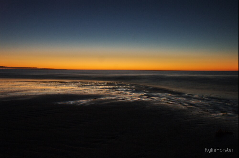 Coral Bay Beach by KylieForster