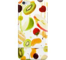 Healthy Fruit iPhone Case/Skin