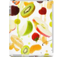 Healthy Fruit iPad Case/Skin