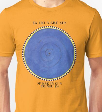 Talking Heads - Speaking in Tongues Unisex T-Shirt