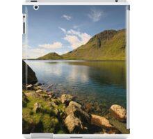 Levers Water iPad Case/Skin