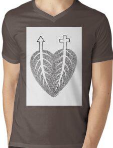 Lovers Mens V-Neck T-Shirt