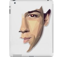 Nick Jonas Polygon Portrait iPad Case/Skin